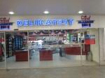 Delikatesy - Food delicatessen in Warsaw Central Station